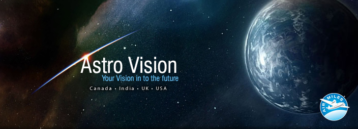 Astro Vision : Your vision in to the Future